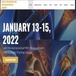 The 2022 Las Vegas MSK Ultrasound and Orthobiologics Course  Jan. 13-15,2022